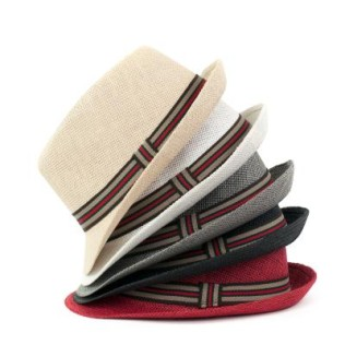 Kapelucz trilby Wise Guy