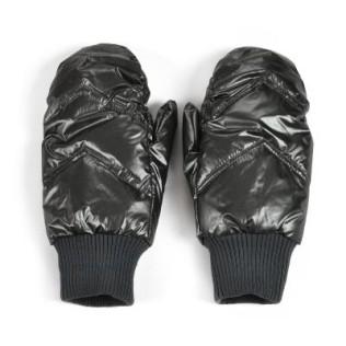 Puchowe rękawiczki Metallic